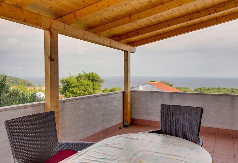 Vanda - sea View Apartment Magda, Mali Losinj, Apartmán (2 Bedrooms), Balkón
