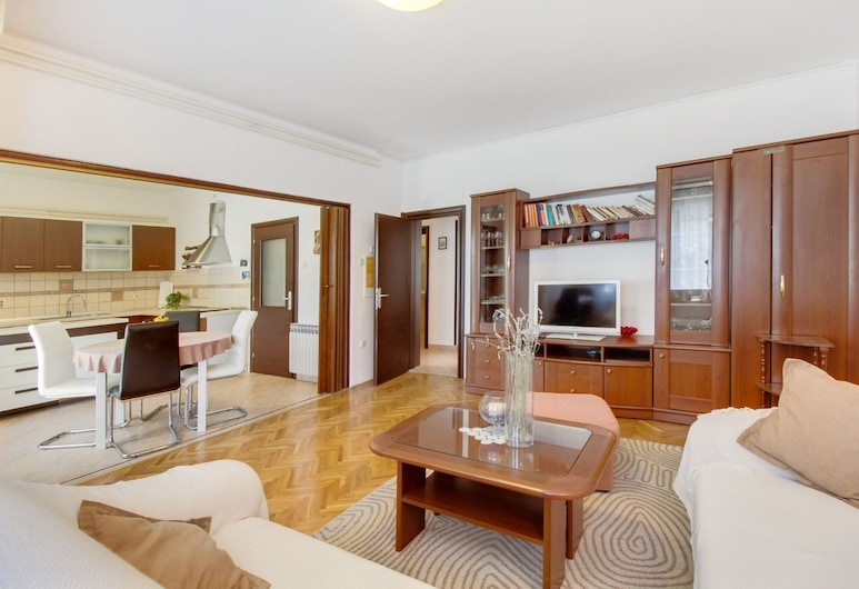 Helena - Apartment Helena 2, Mali Losinj, Studio (2 Bedrooms), Pokoj