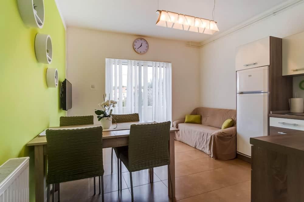 Dzīvokļnumurs (2 Bedrooms) - Numura ēdamzona