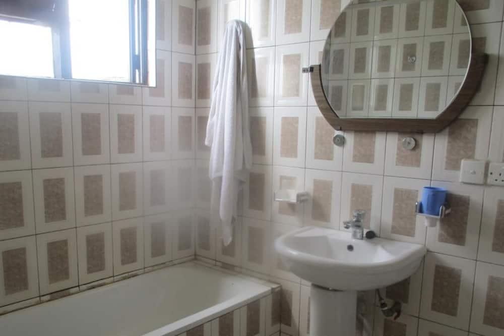 商務雙床房, 1 張單人床, 湖景 - 浴室