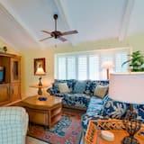 Casa, 3 habitaciones - Zona de estar