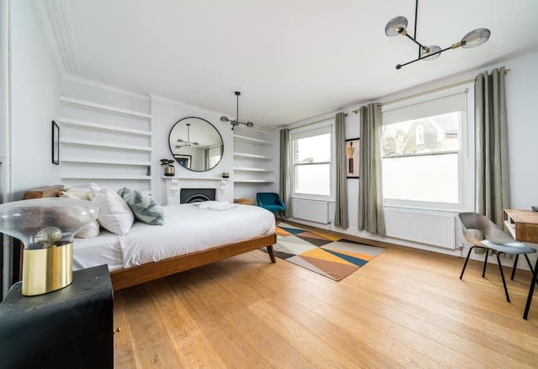 NEW Bohemian 2 Bedroom Victorian Flat in Dalston, London, Külaliskorter (2 Bedrooms), Tuba