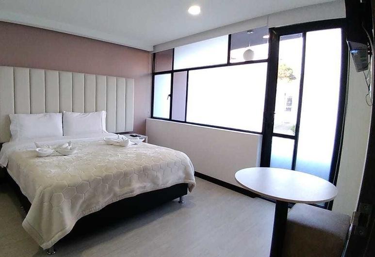 Agora Boutique, Bogotá, Superior Double Room, 1 Queen Bed, Guest Room