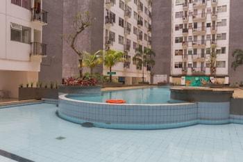 Image de RedDoorz Apartment @ Jarrdin Cihampelas à Bandung