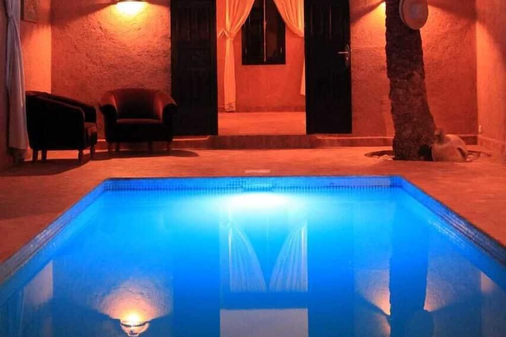 Deluxe Βίλα, Ιδιωτική Πισίνα - Ιδιωτική πισίνα