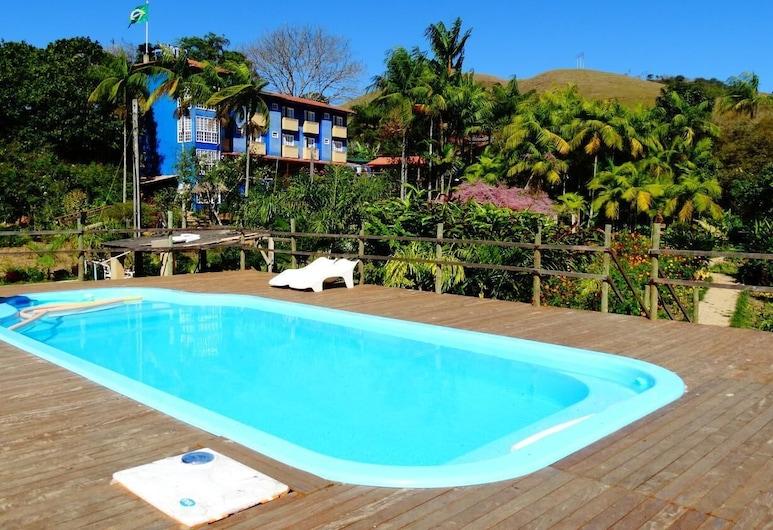 Hotel Pousada Vovozinho Ltda, Guacui, Baseins