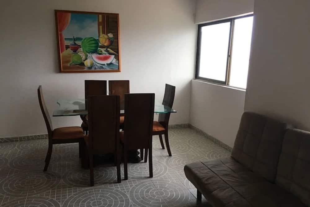 Enkeltværelse - 1 enkeltseng - Indvendig detalje