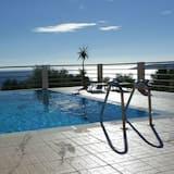 Villa Superior - 3 sovrum - privat pool - havsutsikt (Georgia) - Terrass