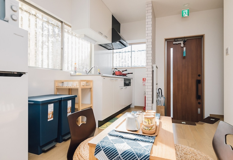 AFP Nishikujo Matsusei Villa, 大阪市, 一戸建, リビング エリア