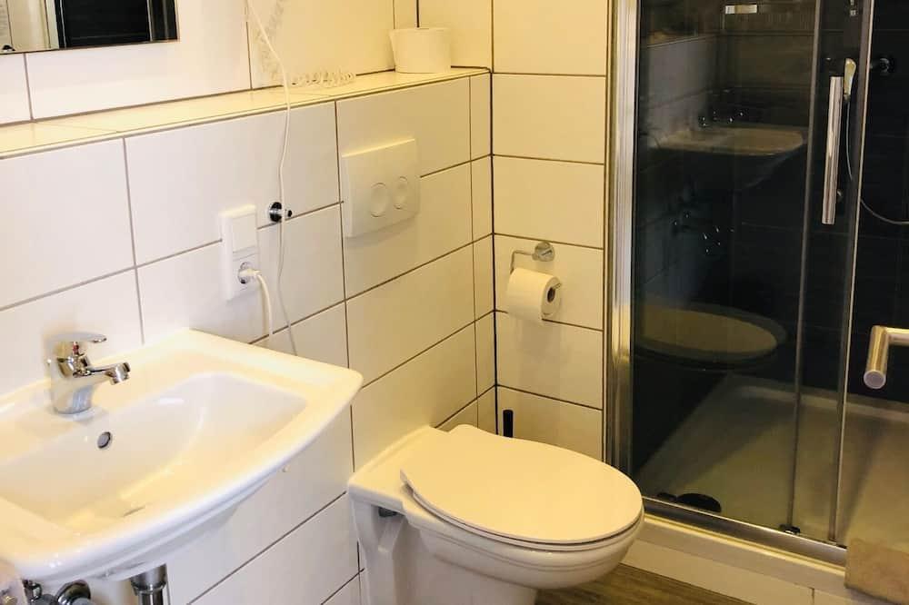 Pokoj Superior s dvojlůžkem, soukromá koupelna - Koupelna