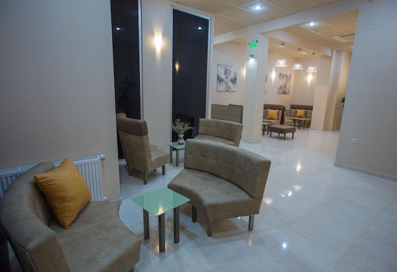 Hotel Keops, Bitola, Salottino della hall