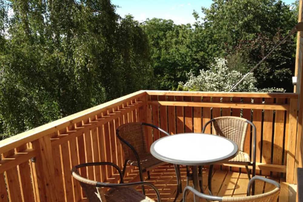 家庭公寓, 2 间卧室, 山谷景观 - 阳台
