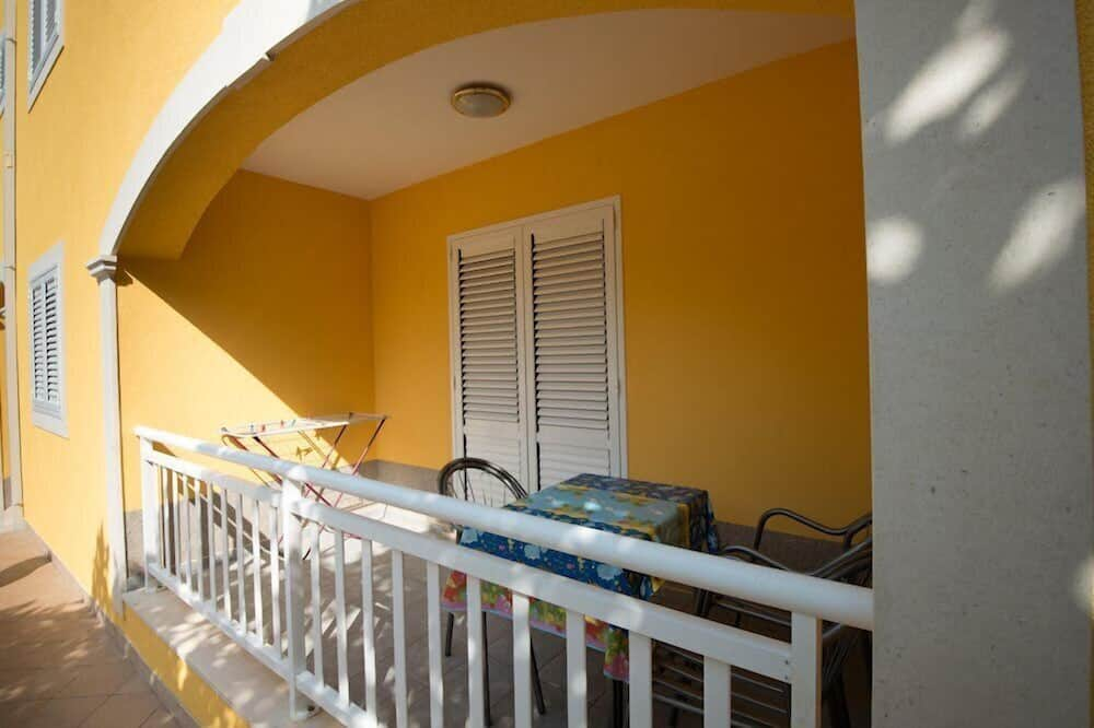 Apartman, 1 spavaća soba, terasa - Balkon