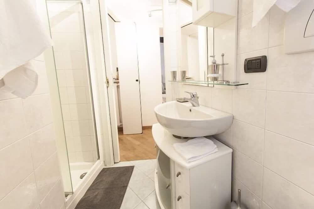 Dvoupodlažní apartmá (Torino I) - Koupelna