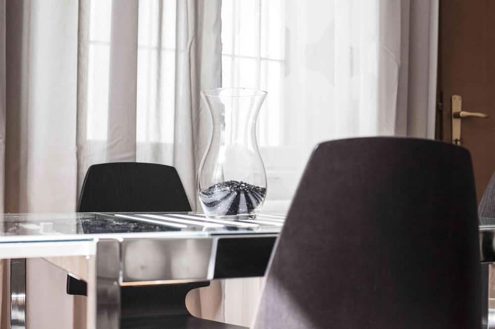 Apartmán, 1 spálňa (Torino II) - Obývacie priestory