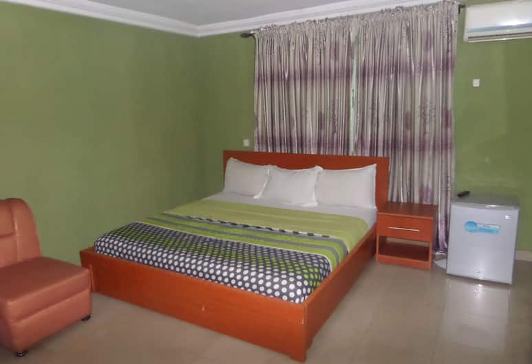 Terris Hotel and Suites, Lagos, Executive Room, Guest Room