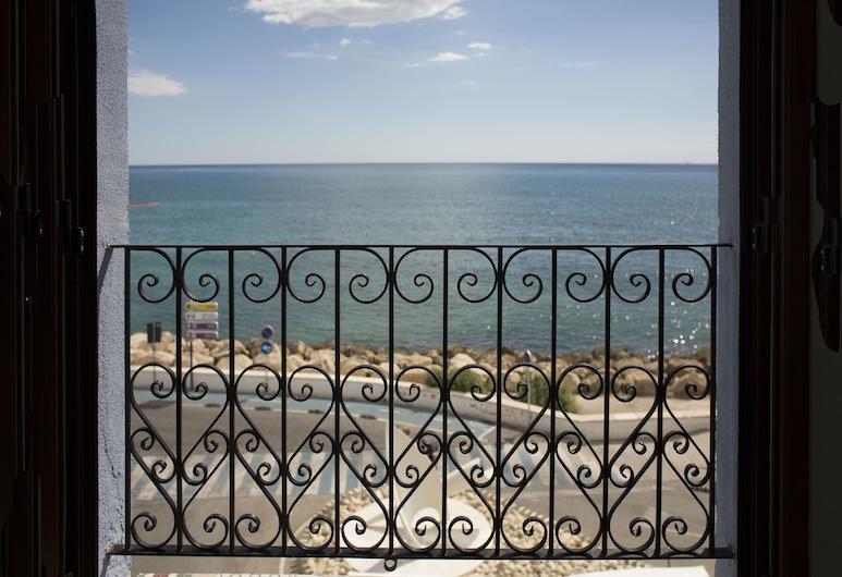 Hostal Casa del Mar, Altea, Double or Twin Room, 1 Katil Kelamin (Double) atau 2 Katil Bujang (Single), Sea View (3), Bilik Tamu