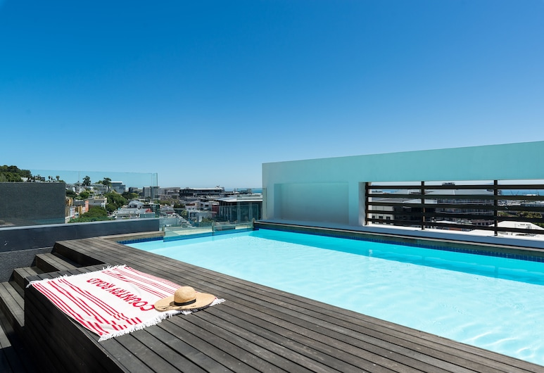 Mirage 1011, Cape Town, Rooftop Pool