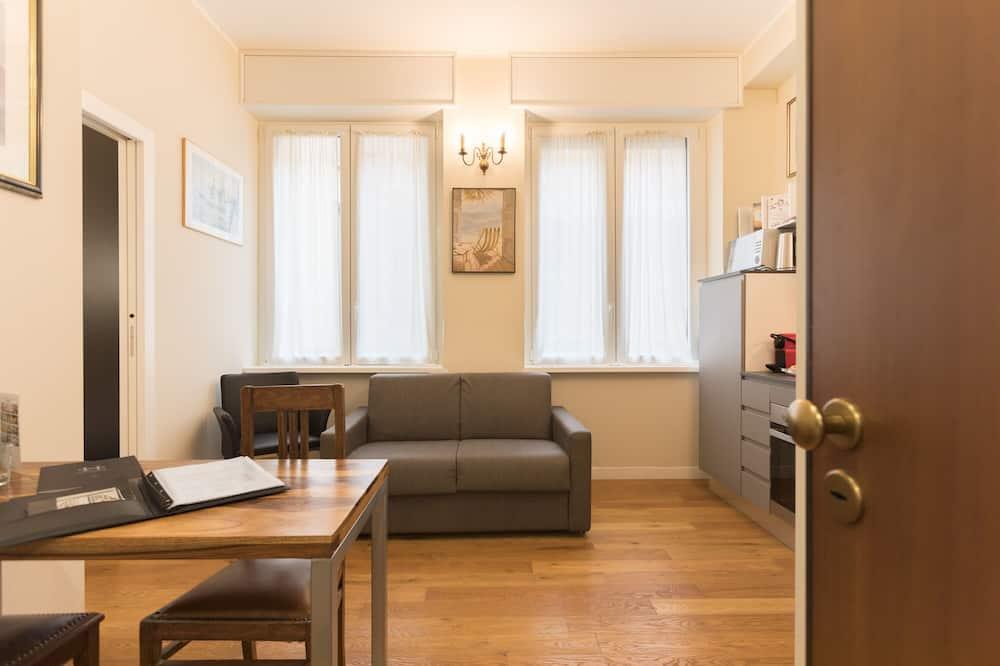 Apartment, 1 Bedroom (Cadorna II) - Ruang Tamu