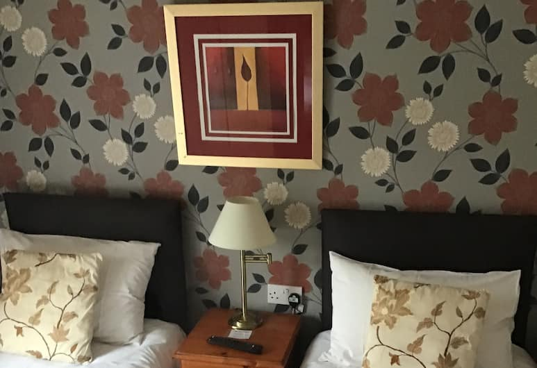 The Hub at Abercrave , Swansea, Standard Double or Twin Room, Guest Room