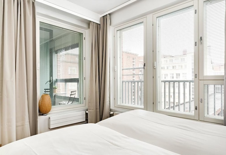 Haave Apartments Tampere, Tampere, Deluxe Apart Daire, Sauna, Şehir Manzaralı, Şehir Manzaralı