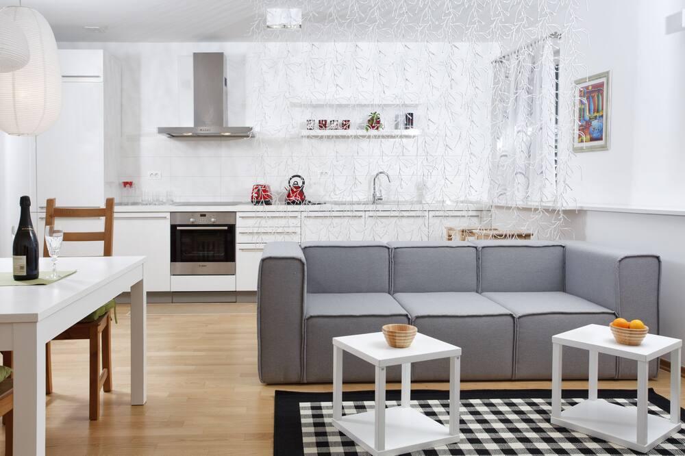 Apartment, 1 Bedroom (Fjaka Velika) - Living Area