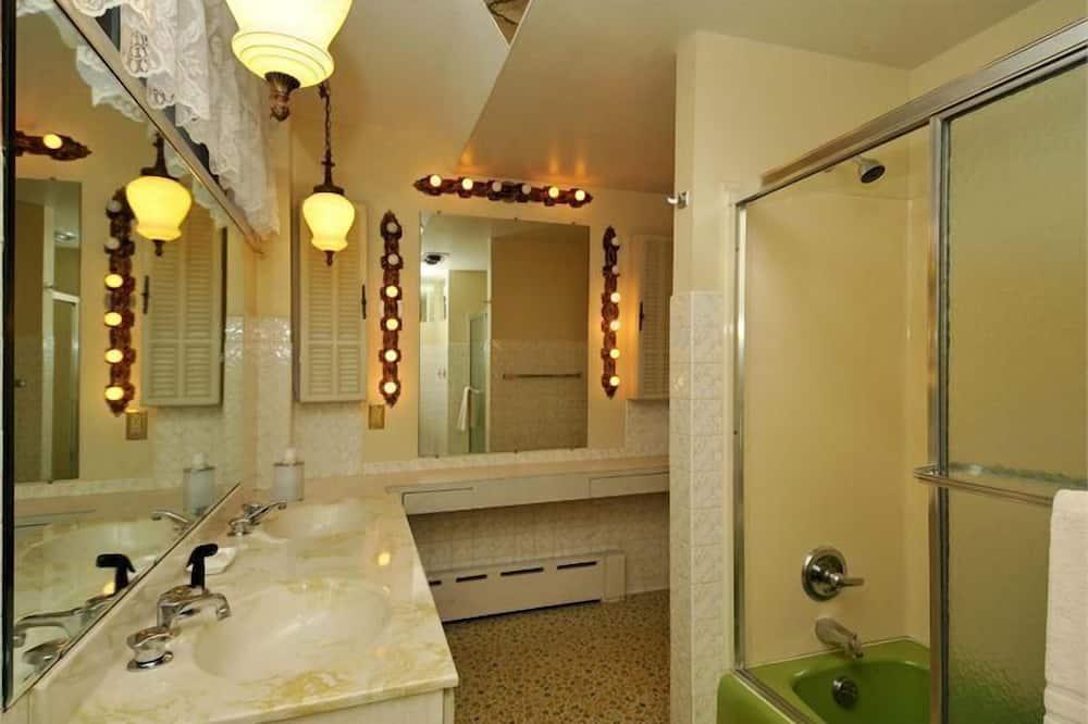 四人房, 獨立浴室 (The Second Street Suite ) - 浴室