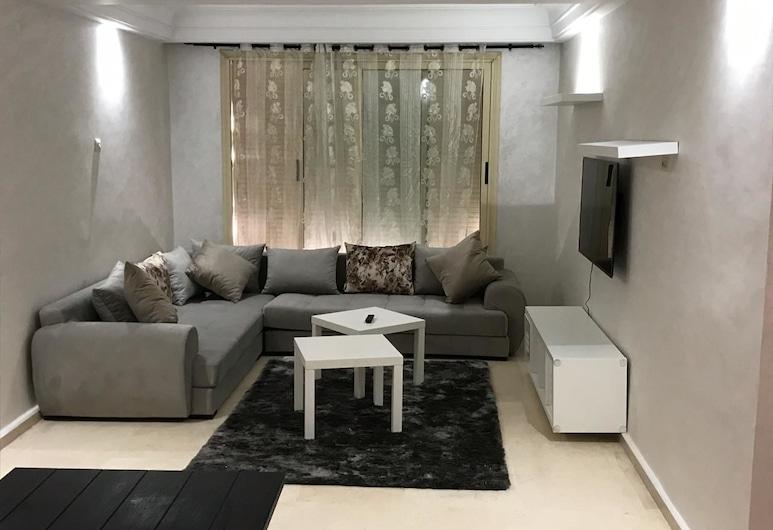 Appartement Zanouba, Casablanca, Külaliskorter, 2 magamistoaga, Lõõgastumisala