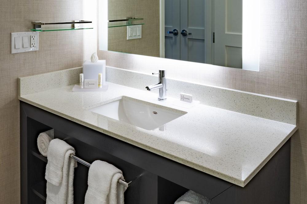 Suite, 1 habitación, no fumadores - Cuarto de baño