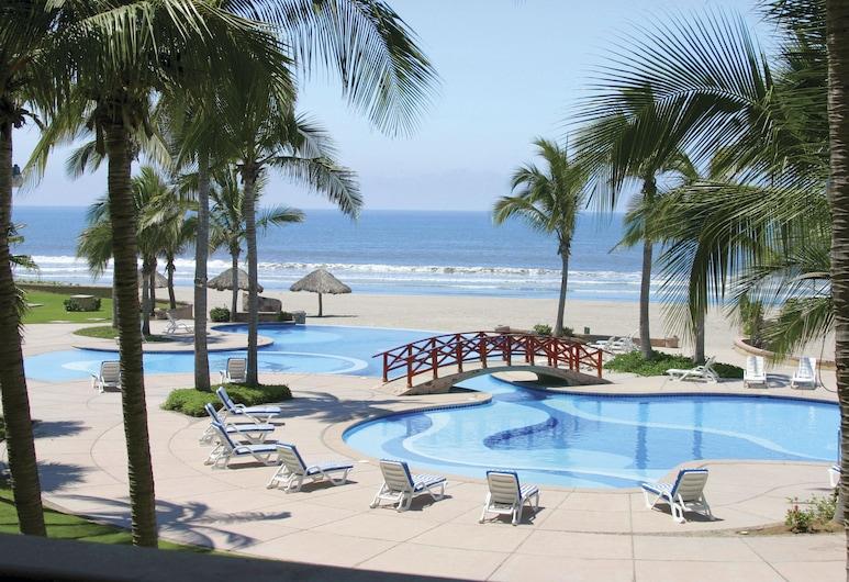 Luxury Suite By Estrella del Mar, Масатлан, Открытый бассейн