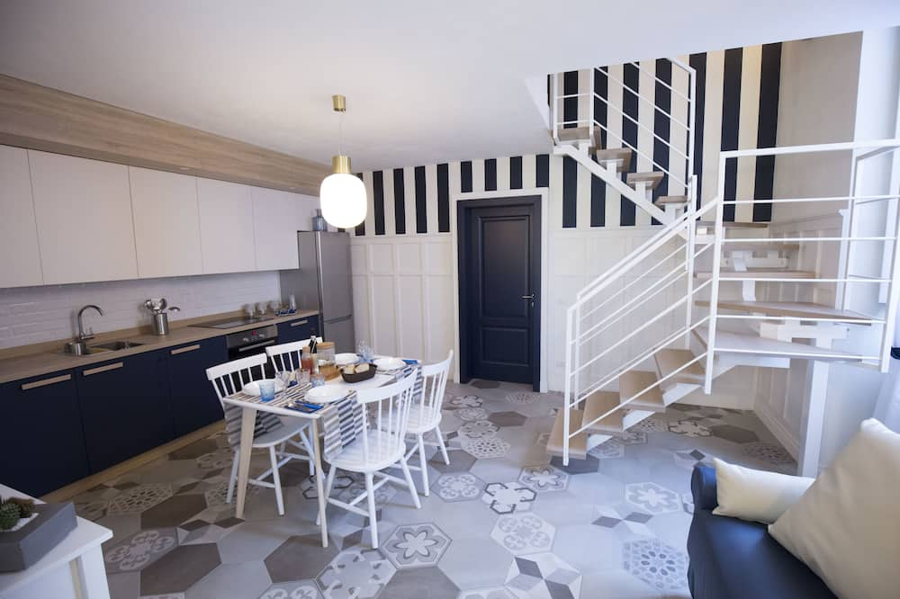 Family Duplex - Living Area