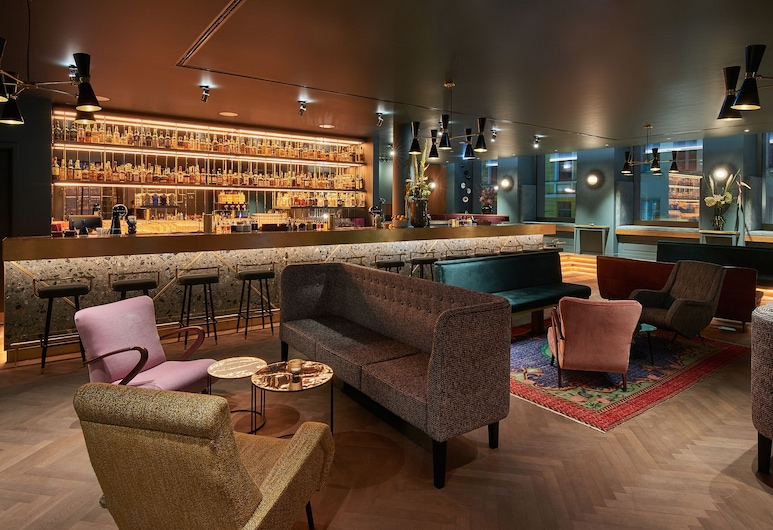 Hotel MIO by AMANO, Múnich, Bar del hotel