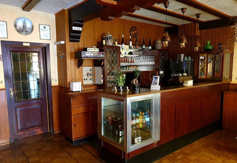 Hotel Zur Post, Sankt Goar, Interior Entrance