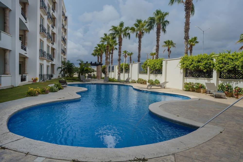 公寓客房, 2 間臥室 - 室內泳池