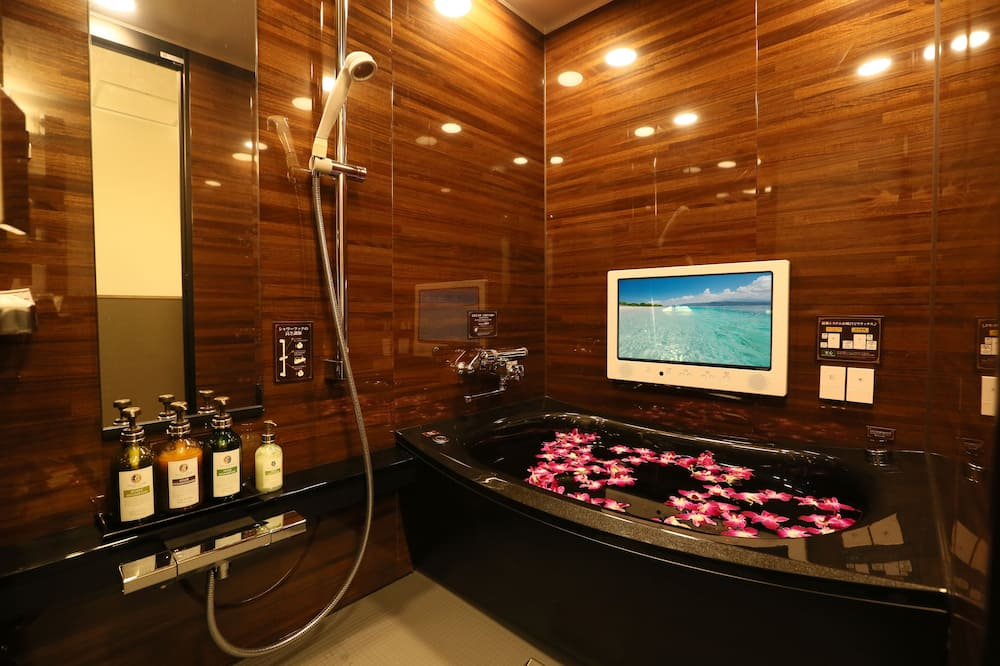 Basic dvokrevetna soba - Kupaonica