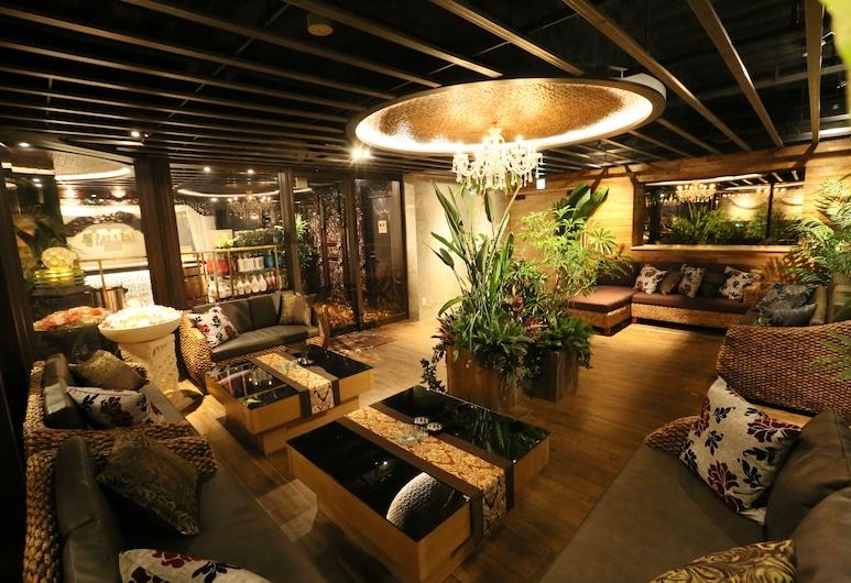 Hotel Petit Bali Higashishinjuku - Adults Only, Tokyo, Reception