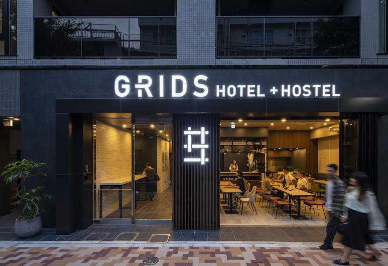 グリッズ東京 上野駅前 ホテル & ホステル, 台東区