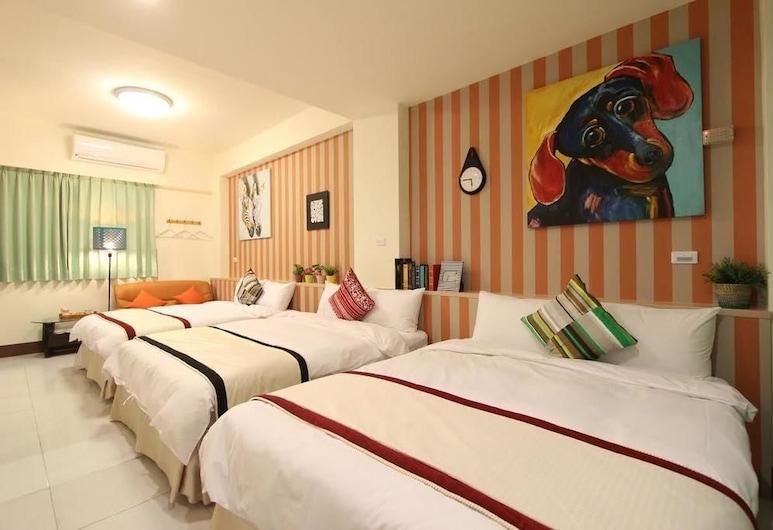 Artdeco Guest House, Hengchun, Family Room, Guest Room