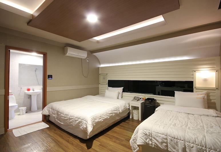호텔 ZA, 부산광역시, 스탠다드룸, 객실
