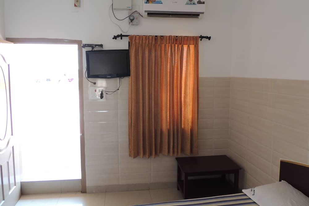 Habitación estándar, 1 cama doble - Vista a la ciudad