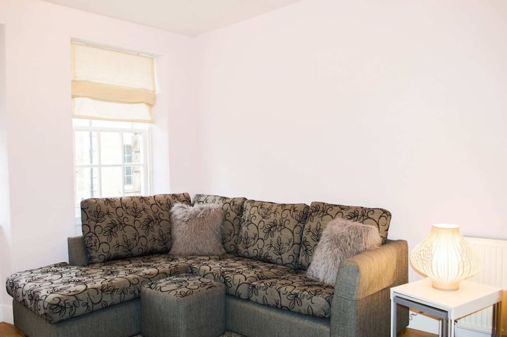 Appartement (1 Bedroom) - Salle de séjour
