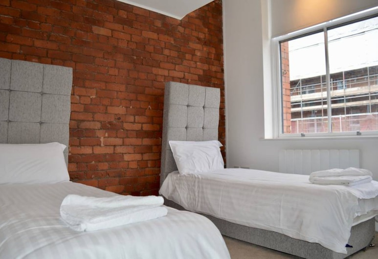 Beautiful 2 Bedroom Apartment in Manchester City Centre, Manchester, Room