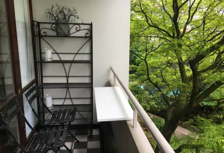 2 Bed Studio With Balcony in Cape Town City Centre, Cape Town, Balkon