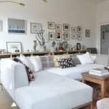 شقة (1 Bedroom) - غرفة معيشة