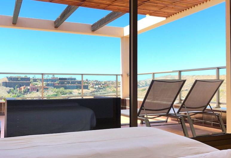 Villa Golfers 6, San Bartolome de Tirajana, Deluxe Villa, 4 Bedrooms, Private Pool, Ocean View, Terrace/Patio