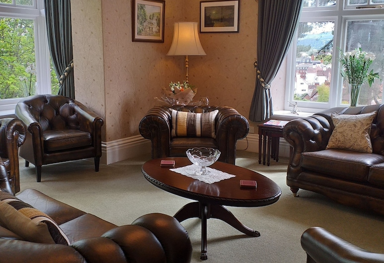 Channel House Hotel, Minehead, Sala de Estar do Lobby