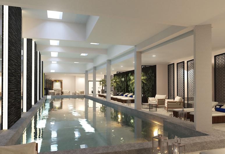 Le Centell Hotel & Spa, Antananarivo, Indoor Pool