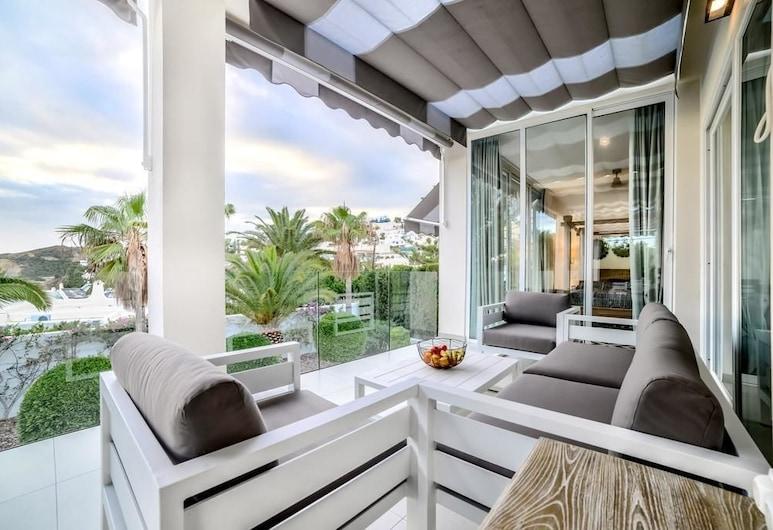 Villa Carlota, Villajoyosa, Villa – exclusive, 6 soverom, privat basseng, Terrasse/veranda