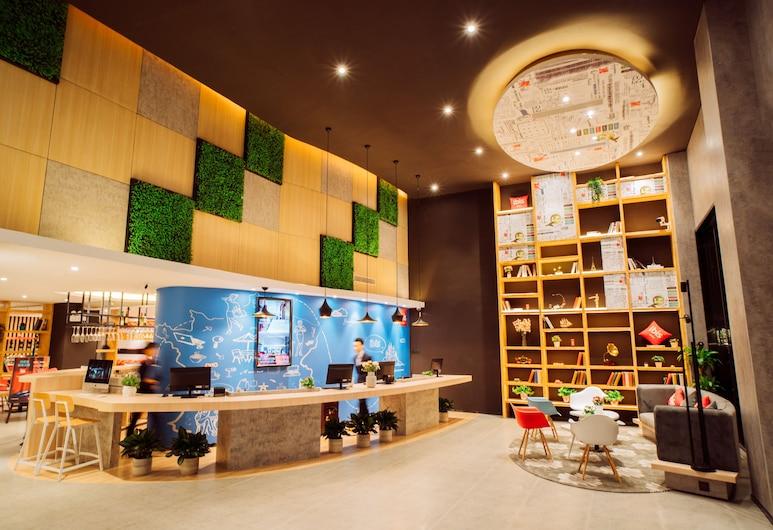 Ibis   Guangzhou  Panyu  Shiqiao  Hotel, Guangzhou, Receção