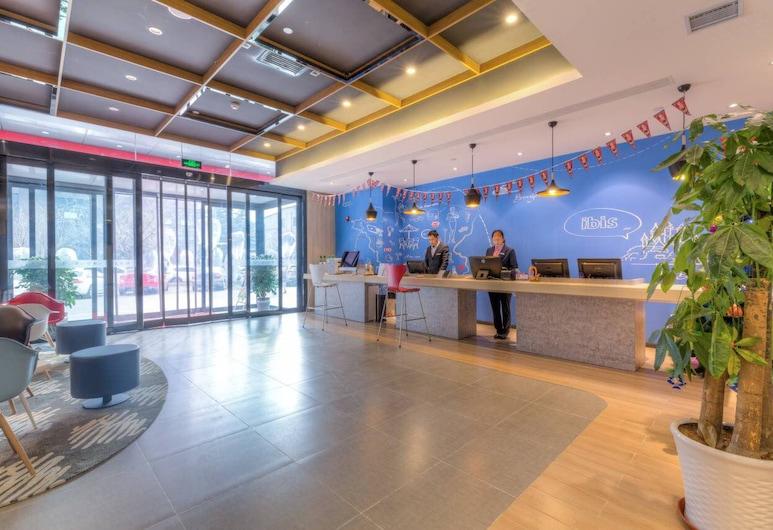 Ibis Xian wandaone Hotel, שיאן, קבלה